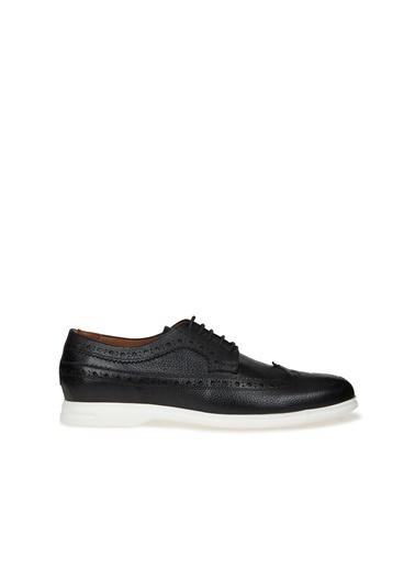 Divarese Divarese 5025336 Zımba Detaylı Erkek Ayakkabı Siyah